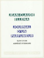 Journal d'un parfumeur de Jean-Claude Ellena
