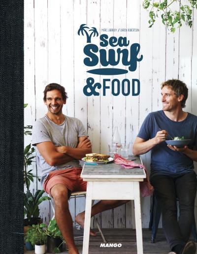 Sea, surf and food de