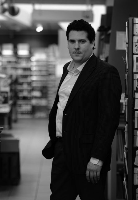 Librairie Lacoste  Michaël Jay le nouveau propriétaire